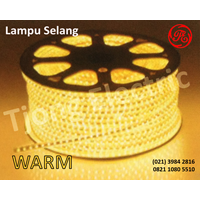 Lampu Selang LED Warm White