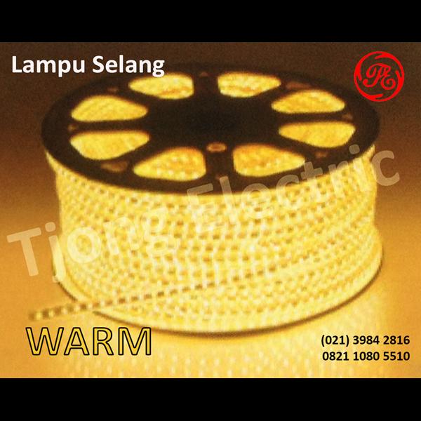 Lampu Selang LED Warm White