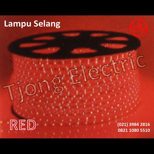 Lampu Selang LED Red (Merah)