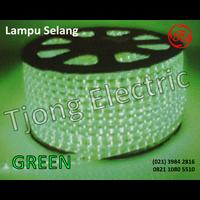 Jual Lampu Selang LED Green (Hijau)