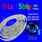 Lampu LED Strip 2835 warna Biru 1
