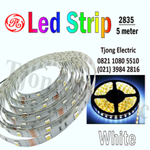 Lampu LED Strip 2835 warna putih