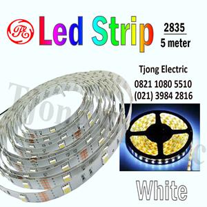 Lampu LED Strip 2835 warna putih