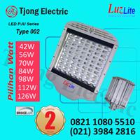 Street Lights LED  PJU 002 LUZlite BRIDGELUX 56wat