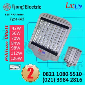 Lampu Jalan LED Luzlite 84w