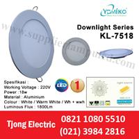 Lampu Downlight LED