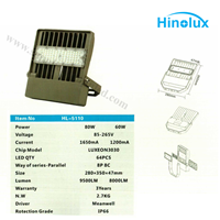 Lampu Sorot LED 60w dan 80w Multi Chip Hinolux HL-5110