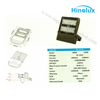 Lampu Sorot LED 100w -120w Multi Chip Hinolux  HL - 5110
