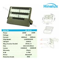 Lampu Sorot LED 200w - 240w Multi Chip Hinolux HL - 5110