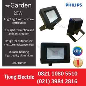 Dari Lampu Sorot LED 20w Philips My Garden 3