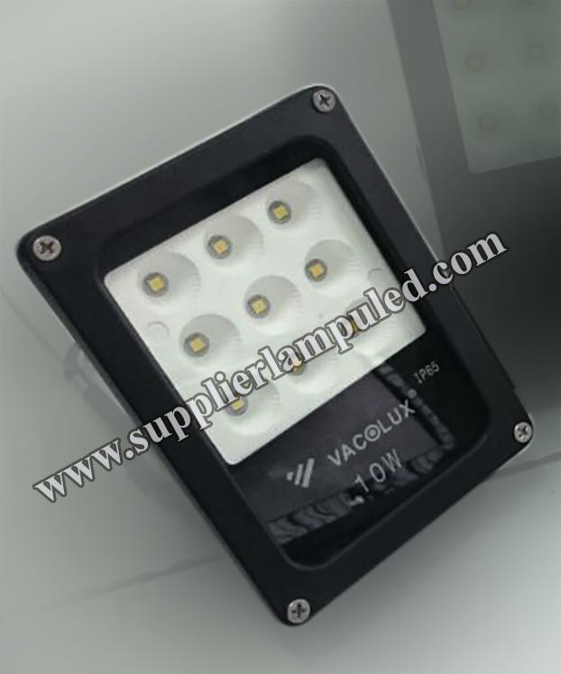 Jual Lampu Sorot LED 10w Multichip Vacolux Harga Murah