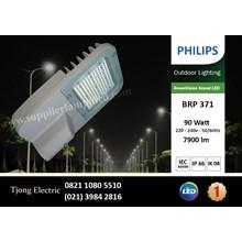 Lampu jalan PJU Philips LED BRP371-90W AC