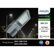 Lampu jalan PJU Philips LED BRP372 - 120W AC