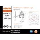 Lampu Jalan PJU LED OSRAM LEDENVO -30W DC 4