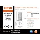 Lampu Jalan PJU LED OSRAM LEDENVO PLUS -210W AC 5