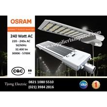 Lampu Jalan PJU LED OSRAM LEDENVO PLUS -240W AC
