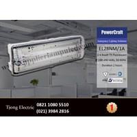 Lampu Emergency Flourescent Powercraft EL 28NM 1A
