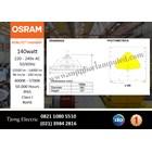 Lampu High bay LED OSRAM ROBLITZ -140 W AC 1