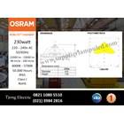 Lampu High bay LED OSRAM ROBLITZ - 230 W AC 1