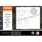 Lampu High bay LED OSRAM ROBLITZ SE - 160 W AC 1