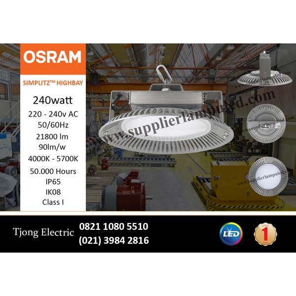 Lampu High Bay LED OSRAM SIMPLITZ -240W AC