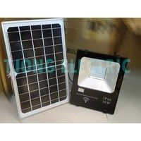 Lampu sorot solarcell 50w