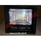 Lampu sorot 60w solarcell 5