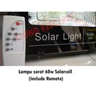 Lampu sorot 60w solarcell 3