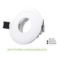 Lampu Downlight Vacolux E1 White Round