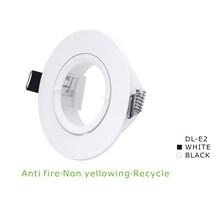 Lampu Downlight Vacolux E1 White Black