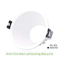 Lampu Downlight Vacolux DL - E5 / MR16 White