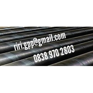 Pipa Spiral Welded