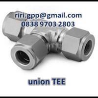 Union Tee Reducing Union Tee Od Swagelok 1
