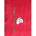Towel Embroidery  3