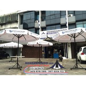 Tenda Payung + Meja Untuk Promosi