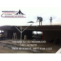 Perbaikan Tenda Membrane 1