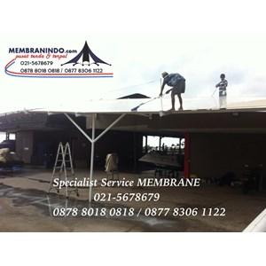 Perbaikan Tenda Membrane