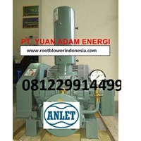Roots Blower Anlet (Garansi)