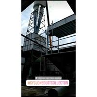 Jual Cyclone Dust Collector 2