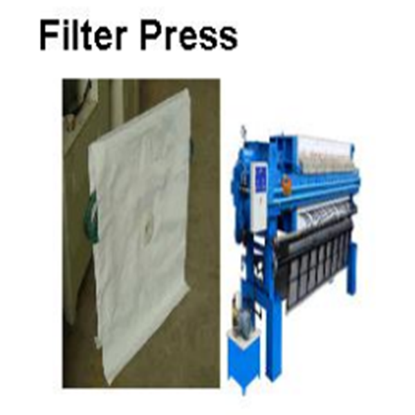 Filter Press mesin