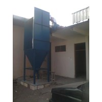 Distributor Dust Collector chamber 3