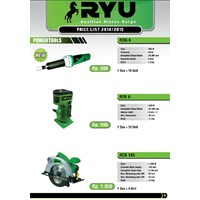 MESIN ROUTER RYU