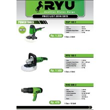 CAR POLISHING MACHINES RYU