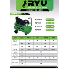 COMPRESSOR RYU