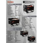 Gasoline Generator Yanma 850 Watt 1