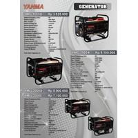 Jual Genset Bensin Yanma 850 Watt