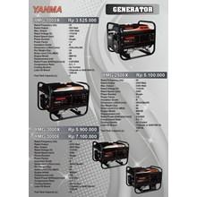 Genset Bensin Yanma 850 Watt