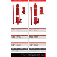 Jual PNEUMATIC LONG RAM JACK 3 TON (SINGLE PUMP)