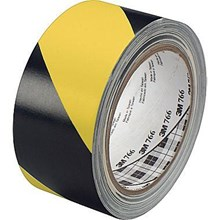 HAZARD WARNING TAPE 3M 766