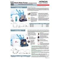 WATER PUMP WTP130GX HITACHI